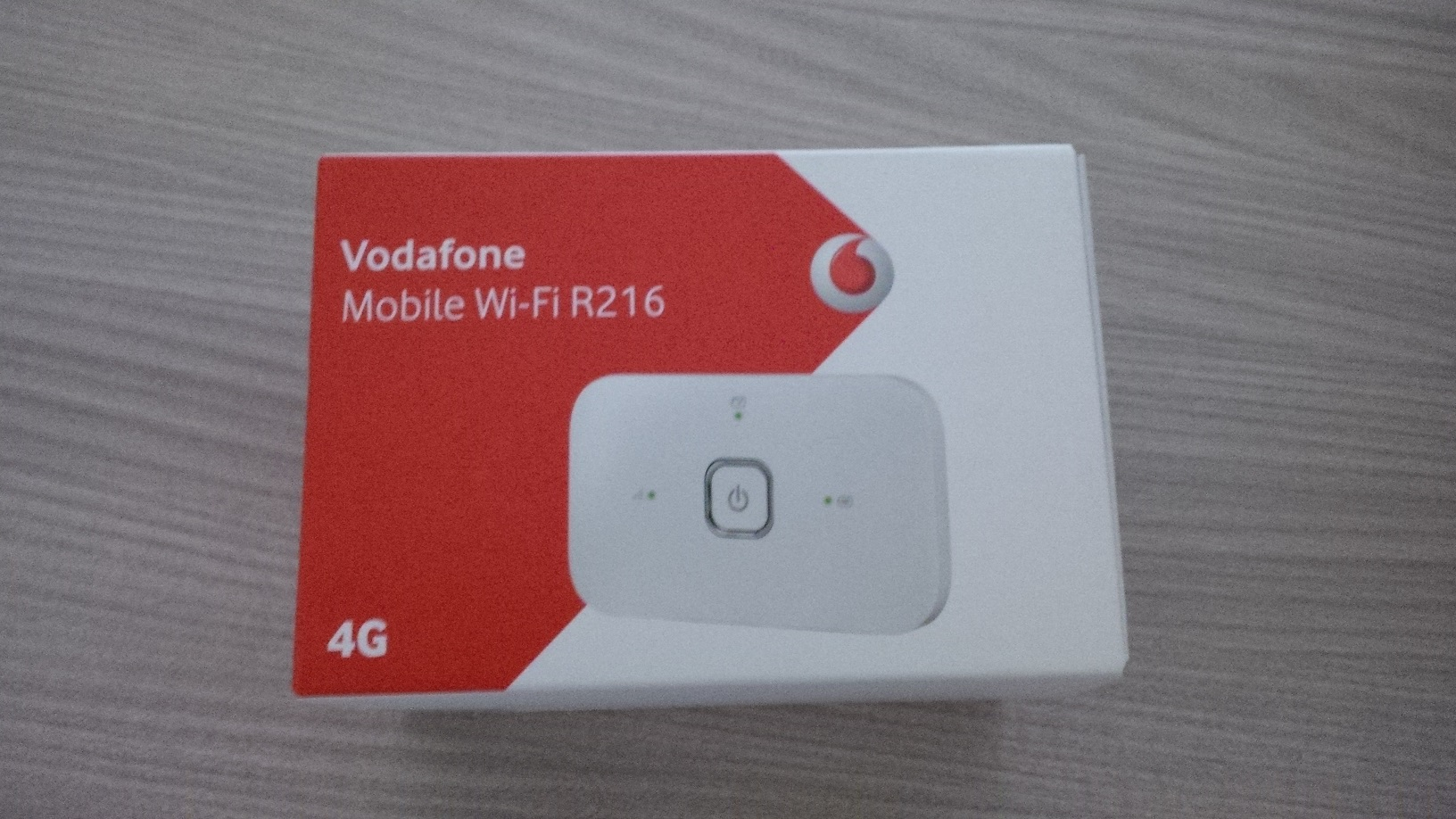 vodafone mobile wi fi r216 pocket router lte 4g wi fi ebay. Black Bedroom Furniture Sets. Home Design Ideas